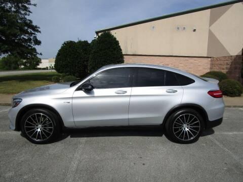 2017 Mercedes-Benz GLC for sale at JON DELLINGER AUTOMOTIVE in Springdale AR