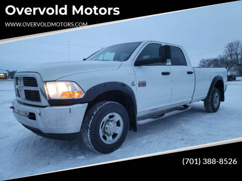 2010 Dodge Ram Pickup 2500 for sale at Overvold Motors in Detriot Lakes MN