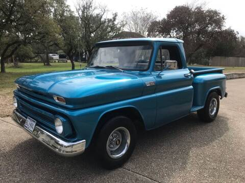 1965 Chevrolet C/K 10 Series for sale at Mafia Motors in Boerne TX