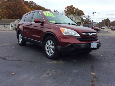 2009 Honda CR-V for sale at Irving Auto Sales in Whitman MA