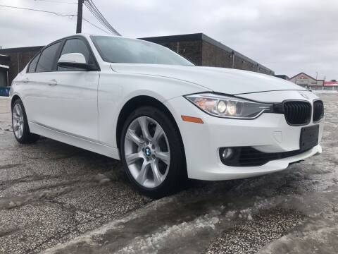 2014 BMW 3 Series for sale at Classic Motor Group in Cleveland OH
