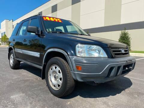 2000 Honda CR-V for sale at ELAN AUTOMOTIVE GROUP in Buford GA