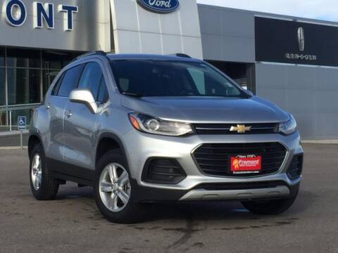2018 Chevrolet Trax for sale at Rocky Mountain Commercial Trucks in Casper WY