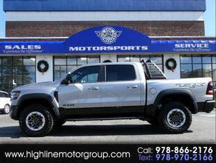 2021 RAM Ram Pickup 1500 for sale at Highline Group Motorsports in Lowell MA