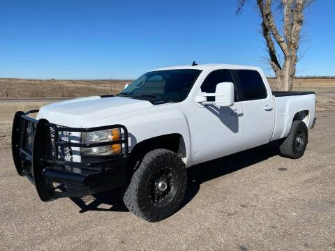 2008 Chevrolet Silverado 2500HD for sale at TNT Auto in Coldwater KS