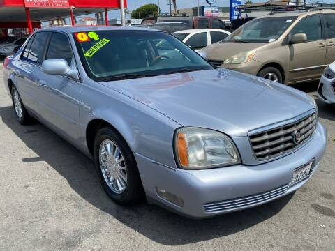 2004 Cadillac DeVille for sale at North County Auto in Oceanside CA