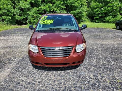 2007 Chrysler Town and Country for sale at Discount Auto World in Morris IL