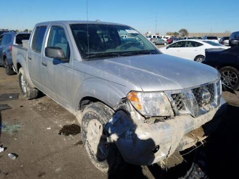 2015 Nissan Frontier for sale at STS Automotive in Denver CO