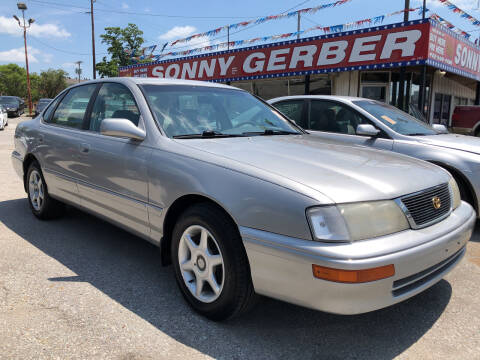 1997 Toyota Avalon for sale at Sonny Gerber Auto Sales in Omaha NE