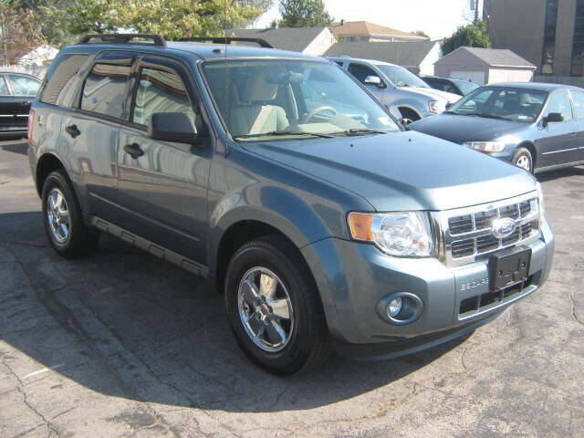 2012 Ford Escape for sale at American & Import Automotive in Cheektowaga NY