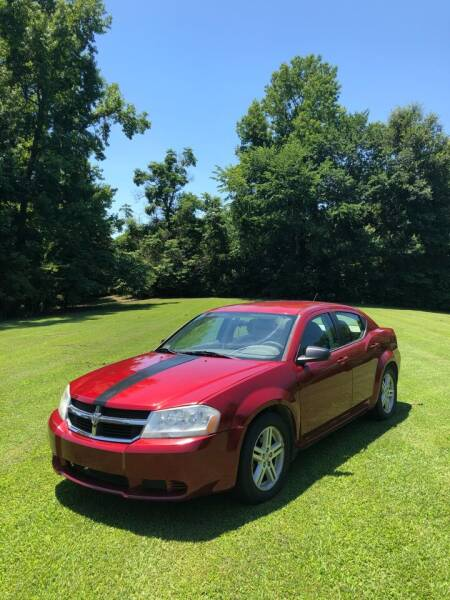 2008 Dodge Avenger for sale at Gregs Auto Sales in Batesville AR