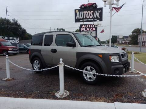 2004 Honda Element for sale at Autos Inc in Topeka KS