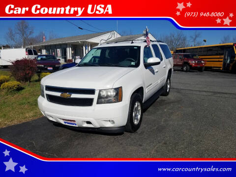 2013 Chevrolet Suburban for sale at Car Country USA in Augusta NJ