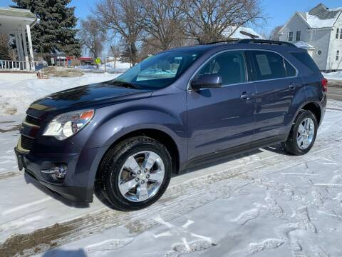 2013 Chevrolet Equinox for sale at BROTHERS AUTO SALES in Hampton IA