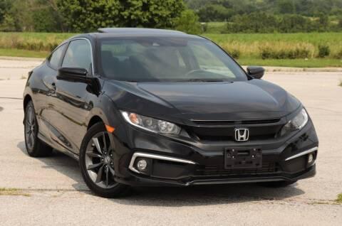 2020 Honda Civic for sale at Big O Auto LLC in Omaha NE