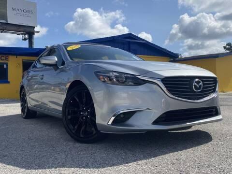 2016 Mazda MAZDA6 for sale at AUTOPARK AUTO SALES in Orlando FL