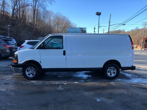 2005 Chevrolet Express Cargo for sale at Compact Cars of Pittsburgh in Pittsburgh PA