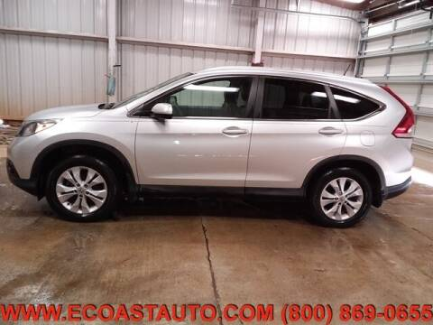 2014 Honda CR-V for sale at East Coast Auto Source Inc. in Bedford VA