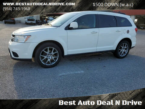 2011 Dodge Journey for sale at Best Auto Deal N Drive in Hollywood FL