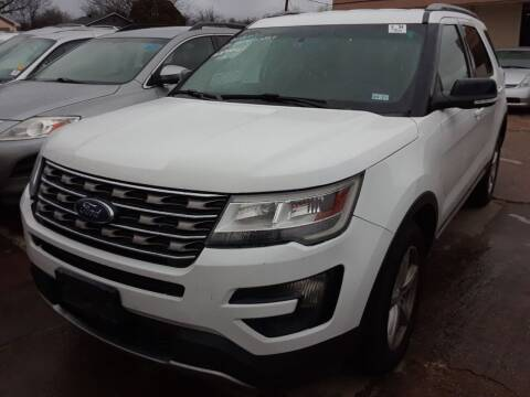 2016 Ford Explorer for sale at Auto Haus Imports in Grand Prairie TX