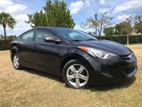 2011 Hyundai Elantra for sale at Kaler Auto Sales in Wilton Manors FL