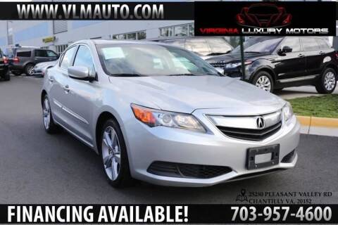 2014 Acura ILX for sale at Used Imports Auto - Virginia Luxury Motors in Chantilly GA