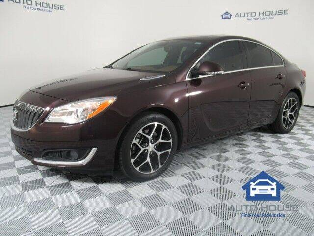 2017 Buick Regal for sale at AUTO HOUSE TEMPE in Tempe AZ