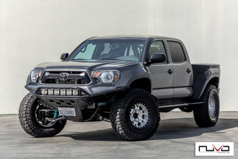 2013 Toyota Tacoma for sale at Nuvo Trade in Newport Beach CA