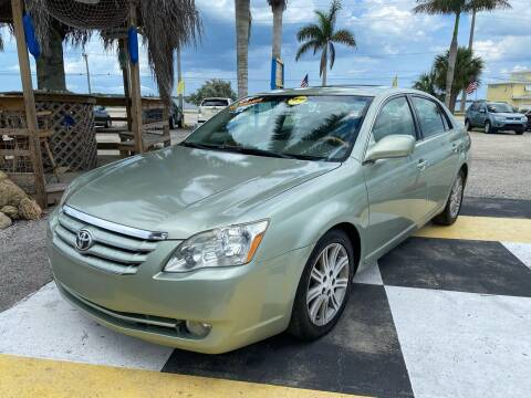 2006 Toyota Avalon for sale at D&S Auto Sales, Inc in Melbourne FL