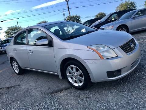 2007 Nissan Sentra for sale at Twins Motors in Charlotte NC