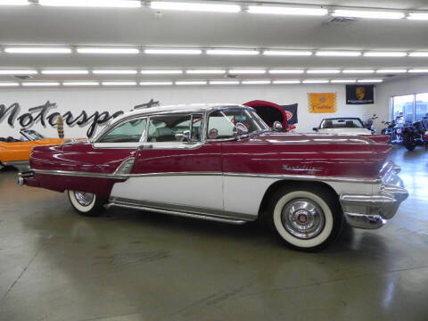 1955 Mercury Montclair for sale at 121 Motorsports in Mt. Zion IL