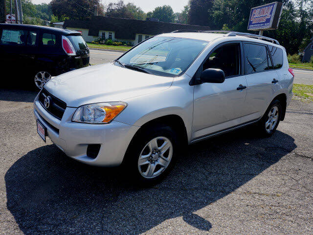 2009 Toyota RAV4 for sale at Colonial Motors in Mine Hill NJ
