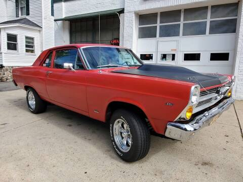 1966 Ford Fairlane for sale at Carroll Street Auto in Manchester NH