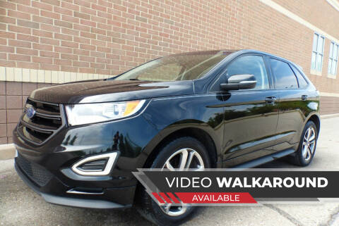2017 Ford Edge for sale at Macomb Automotive Group in New Haven MI
