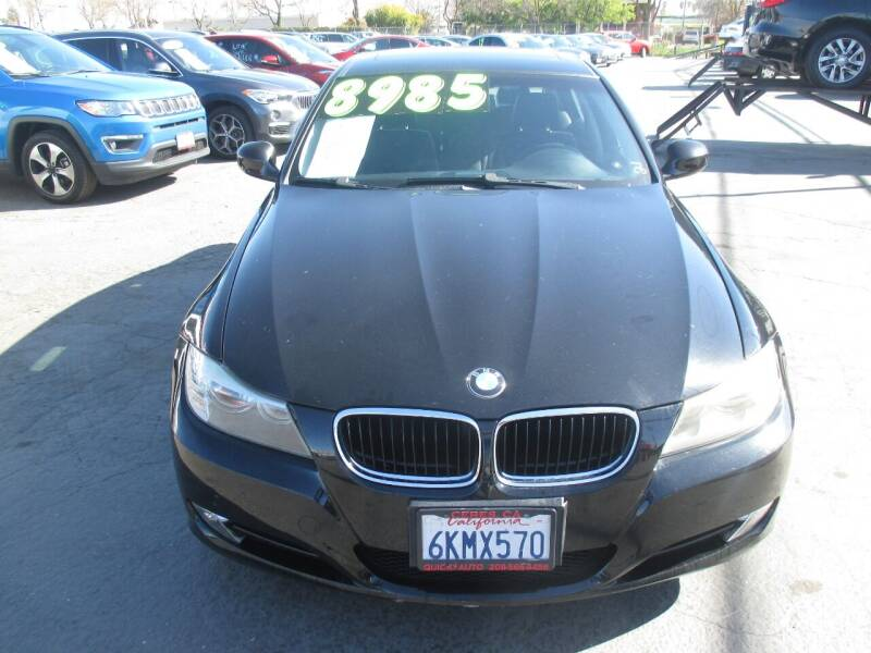 2009 BMW 3 Series for sale at Quick Auto Sales in Modesto CA