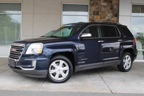 2016 GMC Terrain for sale at Griffin Mitsubishi in Monroe NC