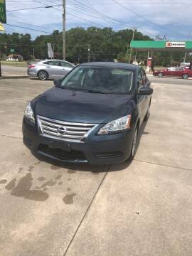 2014 Nissan Sentra for sale at Safeway Motors Sales in Laurinburg NC