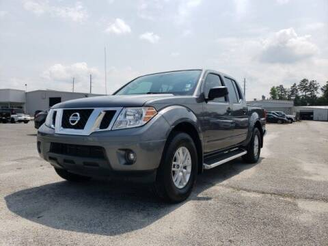 2019 Nissan Frontier for sale at Hardy Auto Resales in Dallas GA