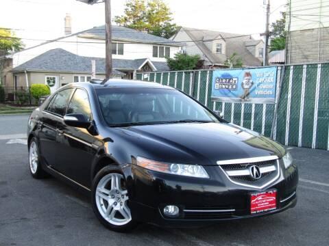 2008 Acura TL for sale at The Auto Network in Lodi NJ