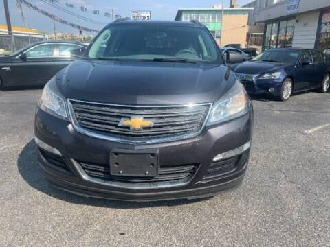 2013 Chevrolet Traverse for sale at A&R Motors in Baltimore MD