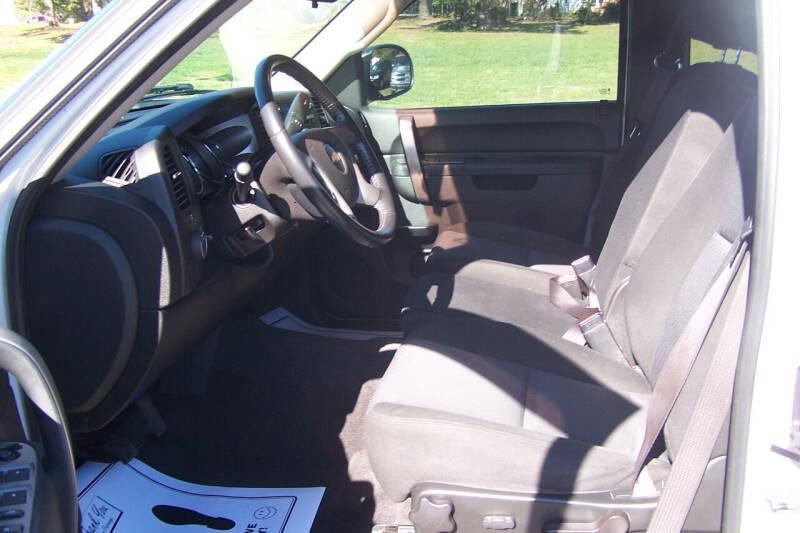 2010 Chevrolet Silverado 1500 4x4 LT 4dr Extended Cab 6.5 ft. SB - Union SC