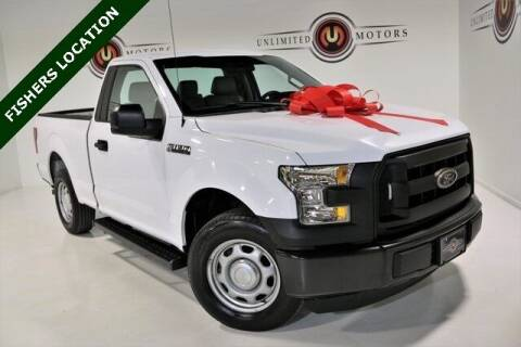 2016 Ford F-150 for sale at Unlimited Motors in Fishers IN
