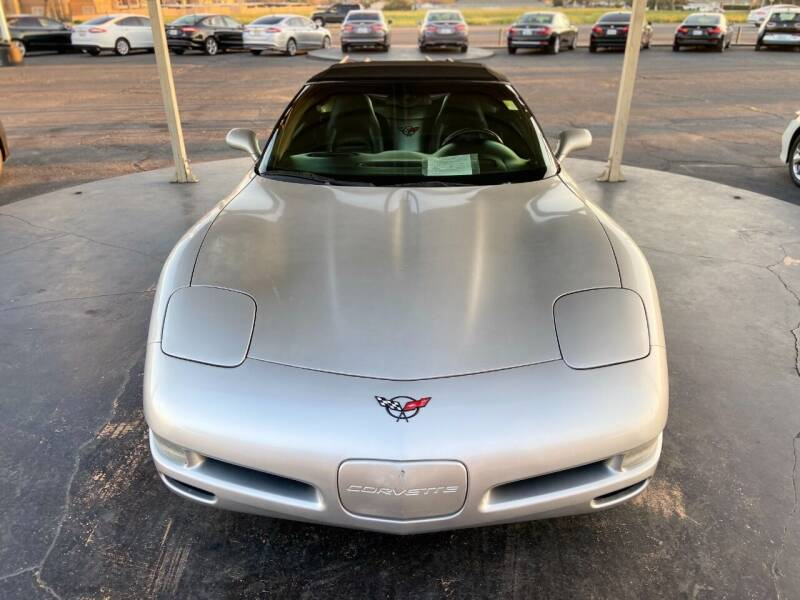 2001 Chevrolet Corvette for sale at Global Auto Group in Fontana CA