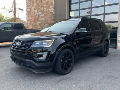 2017 Ford Explorer for sale at Unlimited Auto Sales in Salt Lake City UT