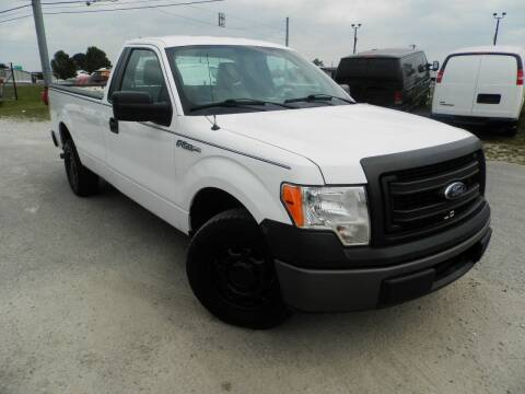 2013 Ford F-150 for sale at Mike's Used Cars LLC in Indianapolis IN