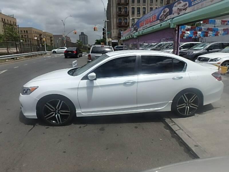 2017 Honda Accord Sport 4dr Sedan CVT - Bronx NY