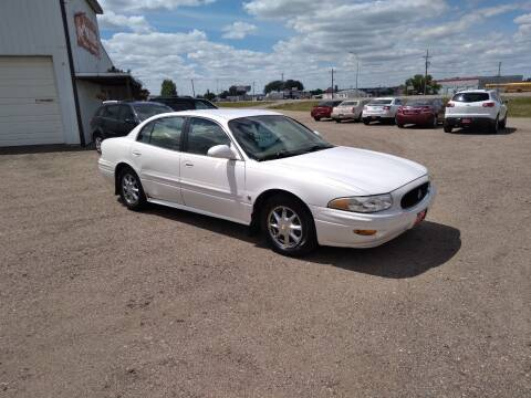 2005 Buick LeSabre for sale at Ron Lowman Motors Minot in Minot ND