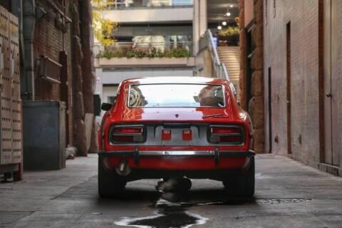 1972 Datsun 240Z for sale at Classic Car Deals in Cadillac MI
