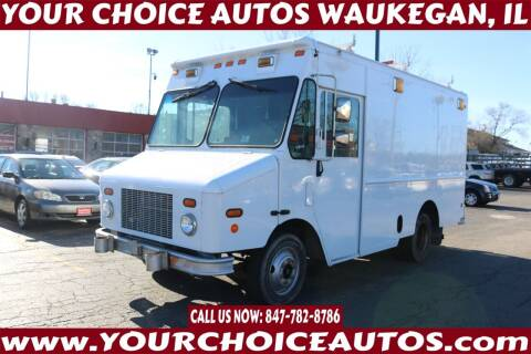 2006 Freightliner MT35 Chassis for sale at Your Choice Autos - Waukegan in Waukegan IL