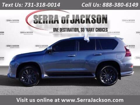 2020 Lexus GX 460 for sale at Serra Of Jackson in Jackson TN